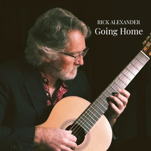Rick Alexander Going Home - Cover
